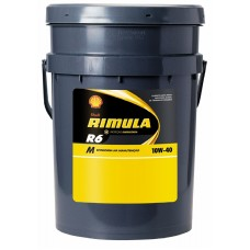 SHELL Rimula R6 М 10W40  20L