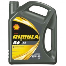 SHELL Rimula R6 М 10W40  4L