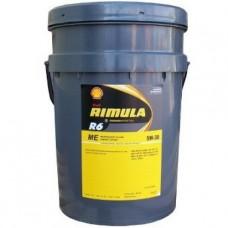 Масло моторное SHELL Rimula R6 МЕ 5W30 20L