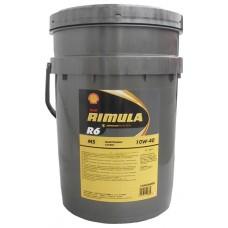 SHELL Rimula R6 MS 10W40 20L