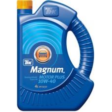 Масло моторное ТНК Магнум Motor Plus 10w40 4л п/с