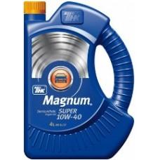 Масло моторное ТНК- Магнум Супер  10W40 4л. (п/синт)
