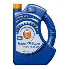 Масло трансмиссионное ТНК Транс (ТМ-4-12) 75w90 4л п/с