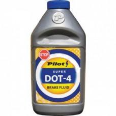 Тормозная жидкость DOT-4 Pilots 910гр
