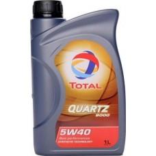 Масло моторное TOTAL QUARTZ 5W40 1L