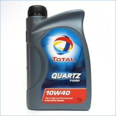 Масло моторное TOTAL QUARTZ 7000 10W40 1L