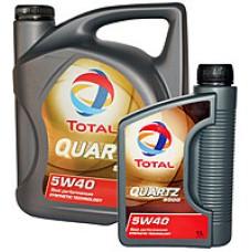 Масло для 4-тактных двигателей TOTAL QUARTZ 9000  5W40 18B1L