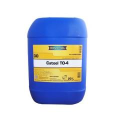 Трансмиссионное масло RAVENOL  Catoel TO-4 10w 20л